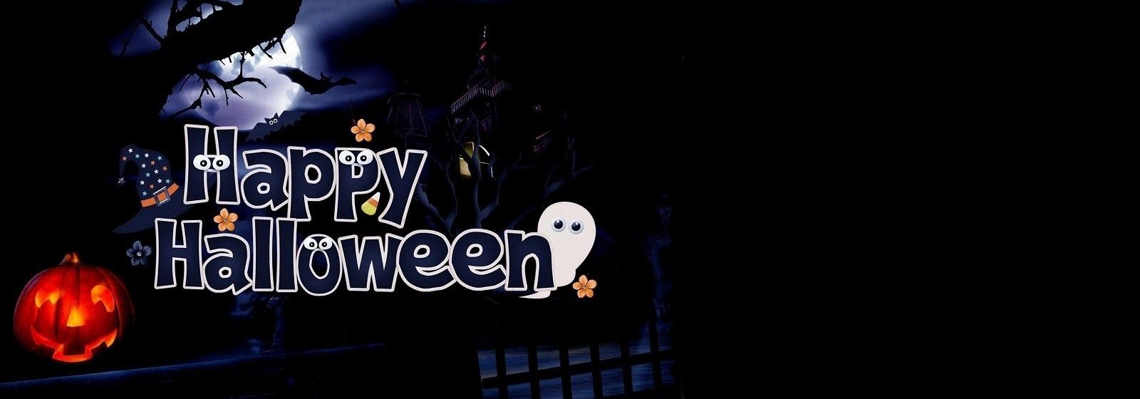 Halloween image slide